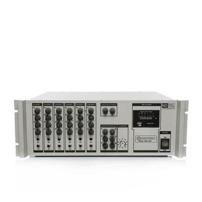 400 Watt Eko'lu Mp3 Çalarlı Power Küp Mikser Amplifikatör Resmi